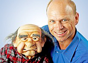 Greg Claasen and Harvey