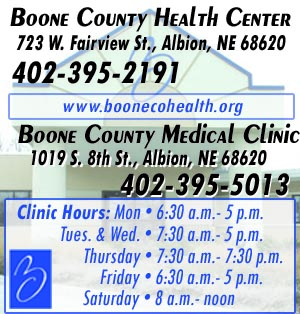 Boone County Health Center - Albion, NE - www.boonecohealth.org