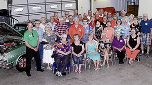 Albion High School class of 1967 celebrated 50 years.