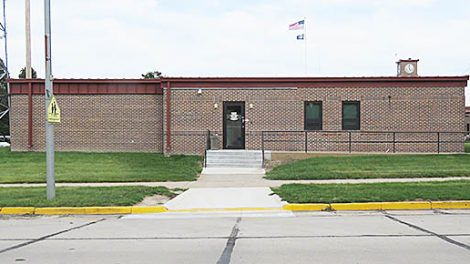 Boone County law enforcement building and jail.