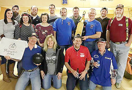 web, 1-31, Petersburg VFD bowling team