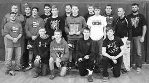 wrestling feature